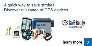 GolfBuddy GPS devices 2016