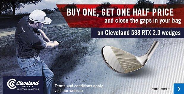 Cleveland Wedge Offer